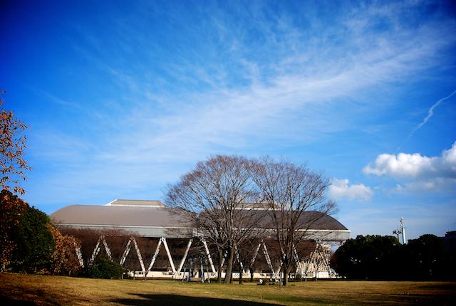 Ariake Tennis Coliseum